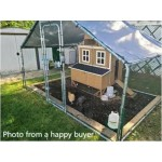 Omitree New Large Wood Chicken Coop Backyard Hen House 4-8 Chickens w 4 nesting box