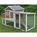 "75"" Chicken Coop Nest Box Backyard Poultry Hen House Huge Extra Large"
