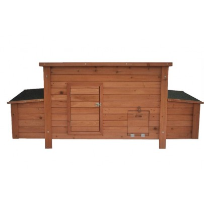 Chicken Coop Nest Box Backyard Poultry Hen House Huge 5-8 Chickens Extra Large